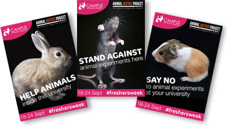 Freshers Week Outreach Posters