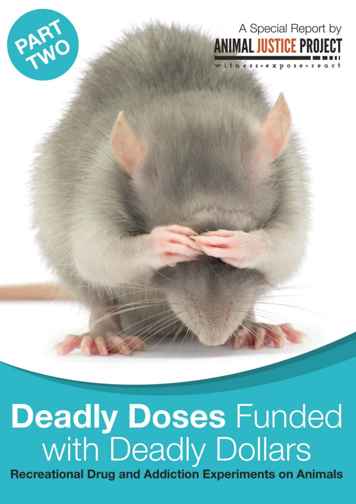 Deadly Doses: USA - Animal Justice Project